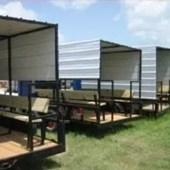 Safety Cooling Trailer